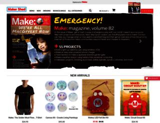 makersmarket.com screenshot