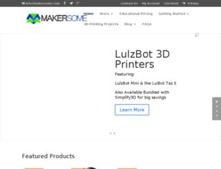 makersome.com screenshot