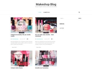 makeshop-blog.com screenshot