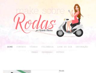 makesobrerodas.com.br screenshot