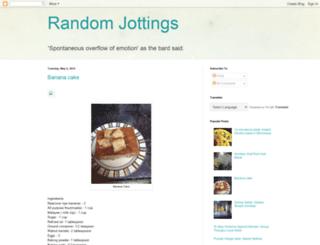 makethebest-randomjottings.blogspot.in screenshot