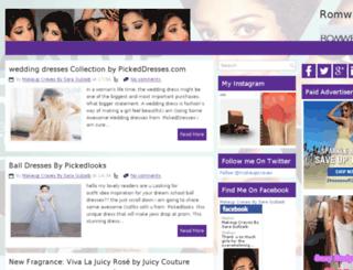 makeupcraves.blogspot.com screenshot