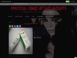 makeuptemple.blogspot.com screenshot