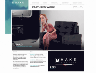 makevisual.com screenshot