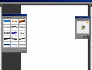 makewordart.com screenshot
