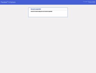 makeyourcv.com screenshot