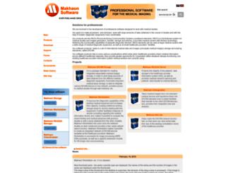makhaon.com screenshot