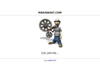 makinasat.com screenshot