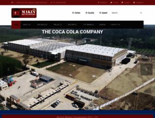 makindevelopers.com screenshot