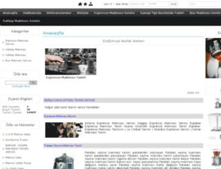 makinesitamircisi.com screenshot
