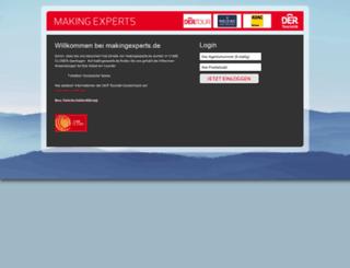 making-experts.at screenshot