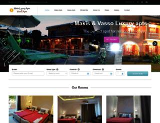 makislouvlis.com screenshot