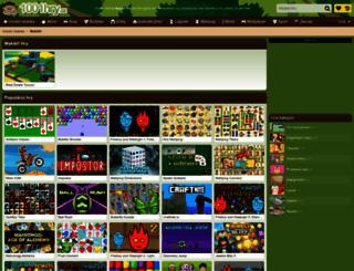 makleri.1001hry.cz screenshot