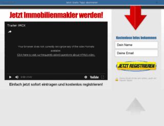 maklertrainer.com screenshot