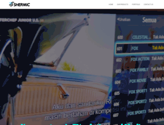makmurparabola.com screenshot