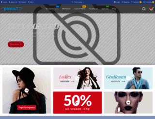 makrohosting.com screenshot