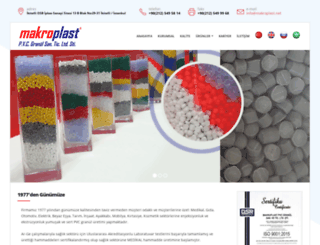 makroplast.net screenshot