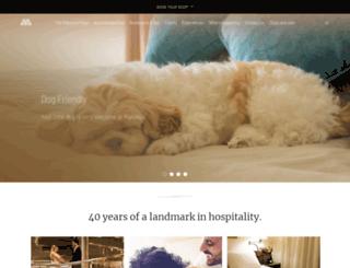 maksoud.com screenshot