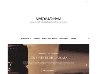 makyajaynam.com screenshot