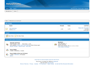 makyajforumu.freeforums.net screenshot