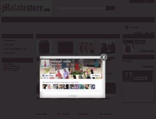 malabistore.com screenshot