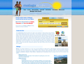 malagadeals.com screenshot
