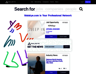 malakye.com screenshot