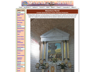 malankaraworld.com screenshot
