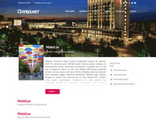 malatya.yerelnet.org.tr screenshot