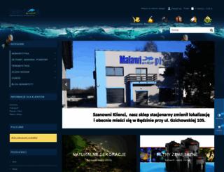 malawishop.pl screenshot
