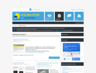 malawitosi.com screenshot