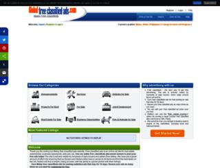 malay.global-free-classified-ads.com screenshot