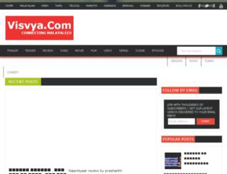malayalam-live-news.blogspot.com screenshot