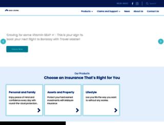 malayan.com screenshot