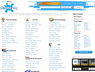malaysia.gofreeads.com screenshot