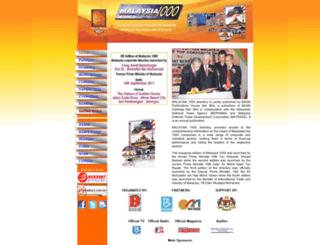 malaysia1000.com.my screenshot