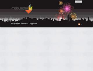 malaysiafair.com screenshot