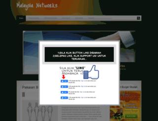 malaysianetworks.blogspot.com screenshot