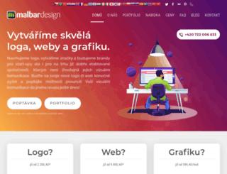 malbardesign.com screenshot