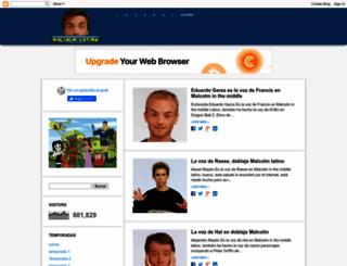 malcolmlatino.blogspot.com screenshot
