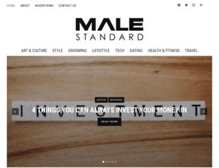 malestandard.com screenshot