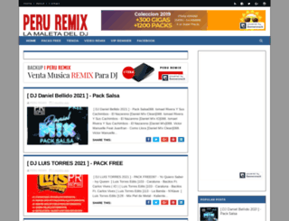 maleta-del-dj-remixes.blogspot.pe screenshot