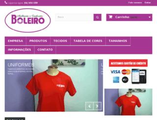 malhariaboleiro.com.br screenshot
