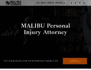 malibuhigh.org screenshot