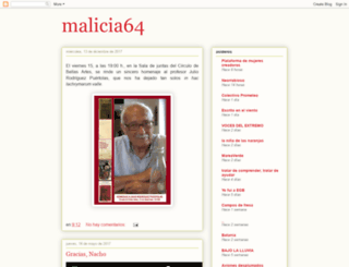 malicia64.blogspot.com screenshot