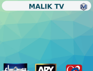 maliktv.net screenshot
