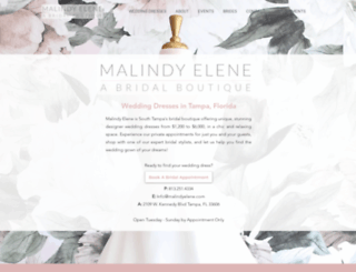 malindyelene.com screenshot