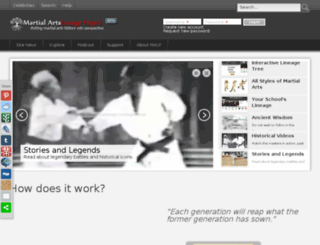 malineage.com screenshot
