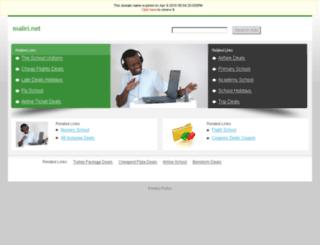 maliri.net screenshot