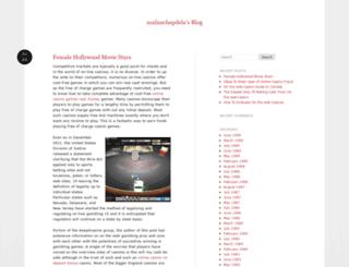 malisschapdela.wordpress.com screenshot